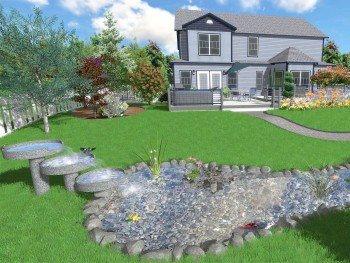 Realtime Landscaping Architect 2016 v16 Build 07 (ENG)