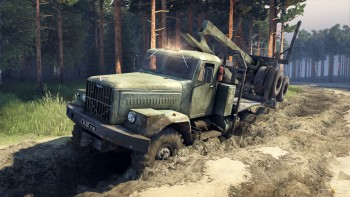 Spintires (2014-2016) RUS/ENG/Multi/RePack