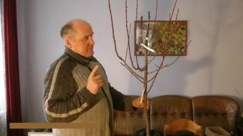 Прививка и перепрививка плодовых деревьев. Закрытые материалы (2012) Видеокурс