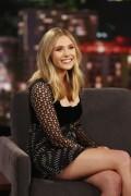 "Elizabeth Olsen -               ""Jimmy Kimmel Live!"" Hollywood March 21st 2016."