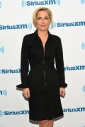 Gillian Anderson -              SiriusXM Studios New York City March 23rd 2016.