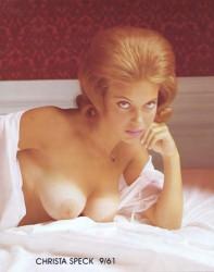 Christa Speck  nackt