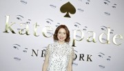 Ellie Kemper - Kate Spade New York presentation @ NYFW (Feb. 12, 2016)