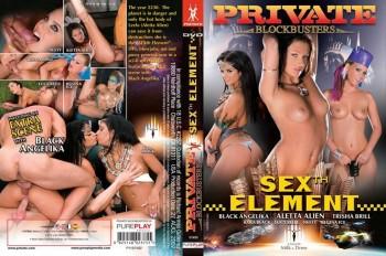 Шестой Элемент / Private Blockbusters 3: SEXth Element (2008) DVDRip (с русским переводом)