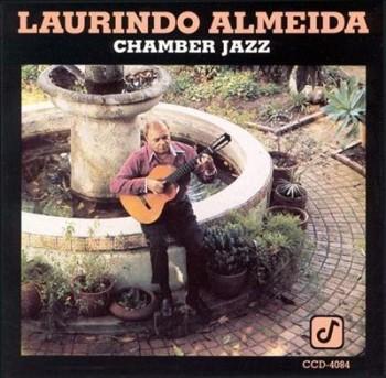 Laurindo Almeida-Chamber Jazz (1993) 320 kbps