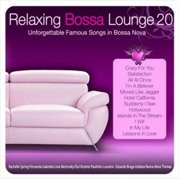 VA - Relaxing Bossa Lounge 20 (2016)