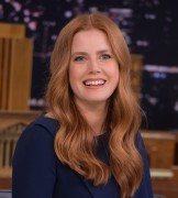 Amy Adams -                            Jimmy Fallon New York City March 25th 2016.