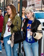 Miley Cyrus - Leaving Madison Square Garden in NYC 3/27/16
