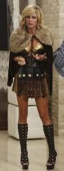 Julie Bowen - Medieval Costume