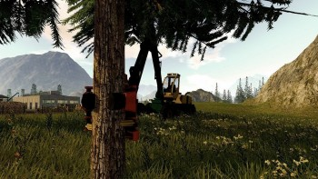 Forestry 2017 - The Simulation (2016) RUS/ENG/Multi