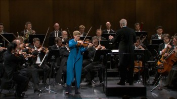 Ludwig van Beethoven: Violin Concerto & Symphony No.6 'Pastoral' (2015) Blu-ray 1080i AVC DTS-HD 5.1