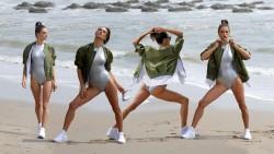 Alessandra Ambrosio, Emma Stone, Jessica Alba, Keira Knightley, Laura Vandervoort (Wallpaper) 6x
