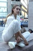 Gigi Hadid -                 Maybelline Photoshoot New York City March 29th 2016.