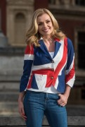 Katherine Jenkins -                      London March 30th 2016.