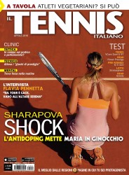 Maria Sharapova in Il Tennis Italiano 2016 x6