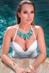 Alexa Vega - Robyn Rhodes Jewelry's Spring/Summer 2016 Collection