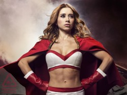 Olesya Rulin - Powers Season Two Photoshoot