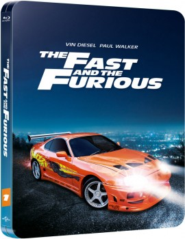 Fast and furious (2001) Full Blu-Ray 38Gb VC-1 ITA DTS 5.1 ENG DTS-HD MA 5.1 MULTI