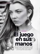 Natalie Dormer -                  Glamour Magazine (Latin America) April 2016 Bjarne Jonasson Photos.