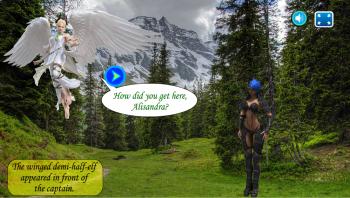703898476243021 - Adventures of Alessandra. Hide and Seek with Werewolves