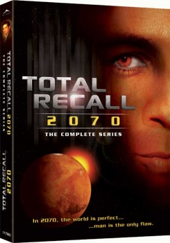 Total Recall 2070 - Stagione Unica (1999) [Completa] .avi DVDMux MP3 ITAENG