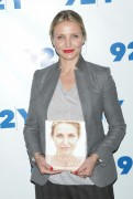 Cameron Diaz -             Promoting ''The Longevity Book'' 92Y Radio Station New York City April 5th 2016.