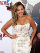 "Adrienne Bailon -                  ""Barbershop: The Next Cut"" Premiere Hollywood April 6th 2016."