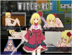 Witch Act Comic