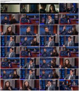 Anna Kendrick @ The Late Show with Stephen Colbert | April 6 2016