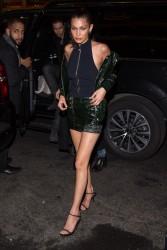 Bella Hadid - 'Naomi' Book Launch in NYC 4/8/16