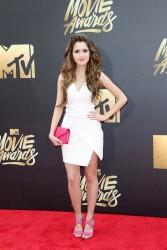 Laura Marano - MTV Movie Awards 4/09/16