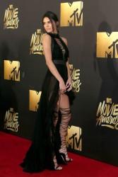 Kendall Jenner - MTV Movie Awards 4/09/16
