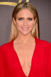 Brittany Snow - 2016 MTV Movie Awards in Burbank 4/9/16