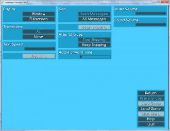 Haramase Simulator 2017 - Alpha v.0.1.2a