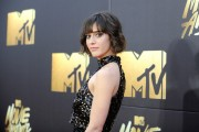 Lizzy Caplan - 2016 MTV Movie Awards in Burbank 4/9/16