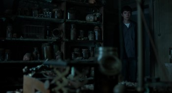 Miss Peregrine's Home for Peculiar Children 2016 1080p BluRay DTS-ES x264-DON screenshots